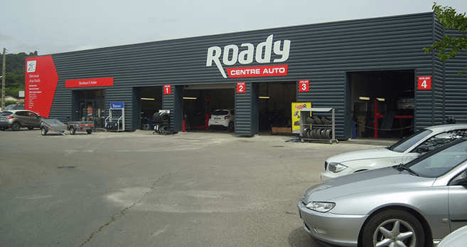 Photo Centre Auto Roady Bagnols-sur-Cèze